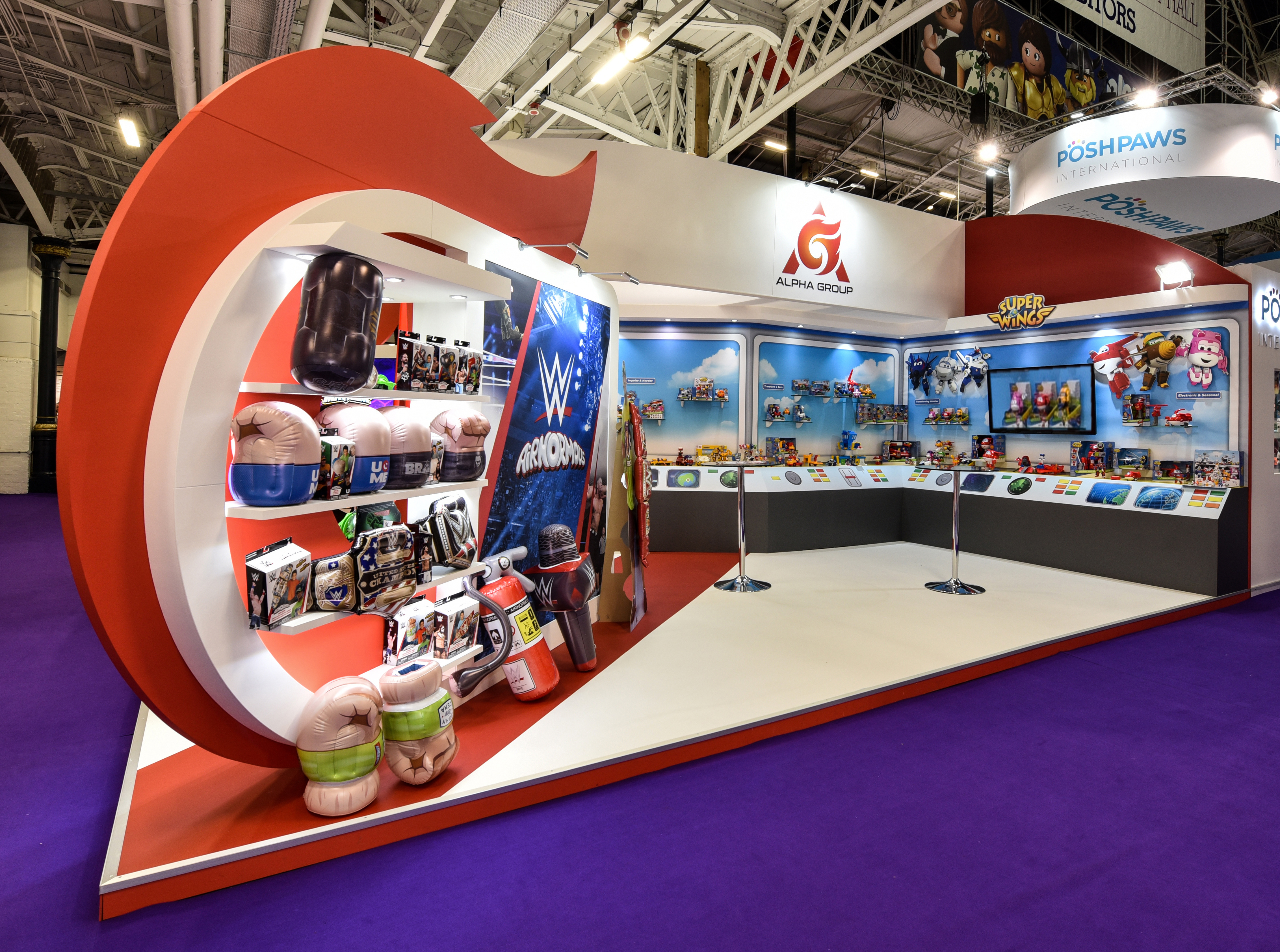 Exhibition Stand Builders Coventry : Design built exhibitions worldwide exhibition stand builder